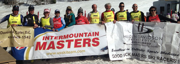 Intermountain Masters Bibs 2014