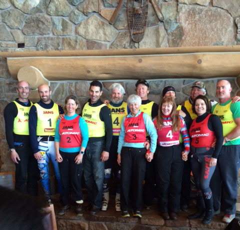 2017 colored bib winners