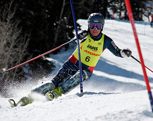Intermountain Masters Skiing