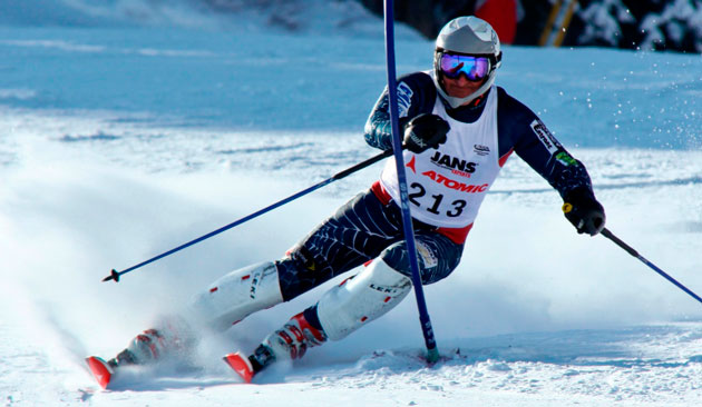 Alpine Ski Racing with USSA Intermountain Masters Photo by Eric Schramm